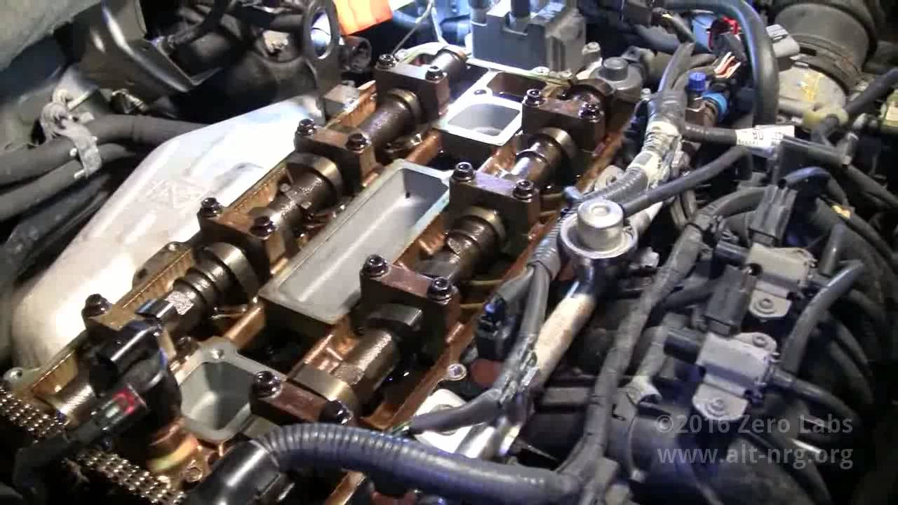 medium resolution of  456 mazda 2 3l cam timing chain sync problem p0340 youtube