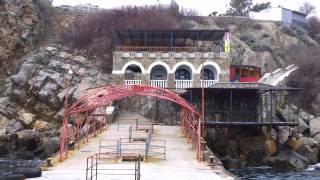 видео весенний Крым