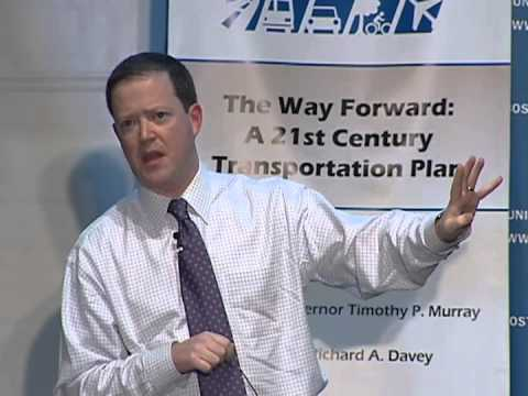 The Way Forward: A 21st Century Transportation Plan