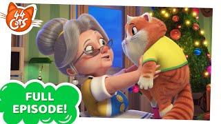44 Cats | Santa's little helper [FULL EPISODE]
