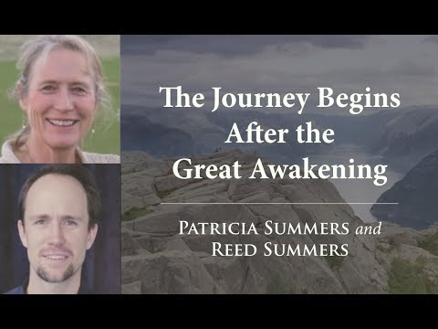 The Journey Begins After the Great Awakening