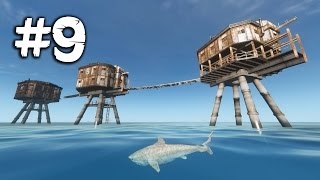► Stranded Deep - Mastič Tower I...
