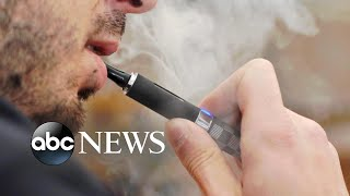 White House moves to ban certain e-cigarettes