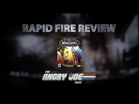 WOW: Battle for Azeroth - Rapid Fire Review streaming vf
