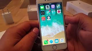 DÉBALLAGE IPHONE 8 64GB