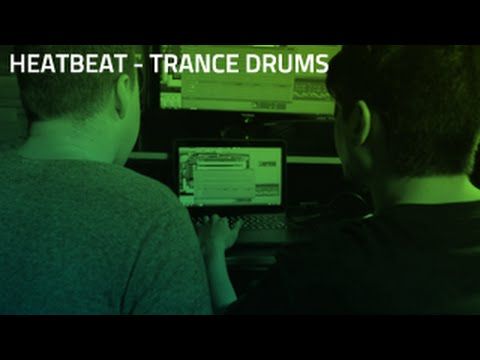 "Trance Drums Tutorial | HEATBEAT ""Miracles"" 