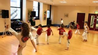 vuclip Capoeira Kids London Muzenza Academy