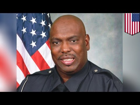 Ambush killing: Georgia police officer Terence Green shot dead by man with assault rifle