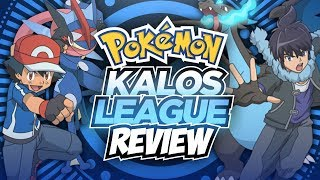 Pokémon Kalos League | Review