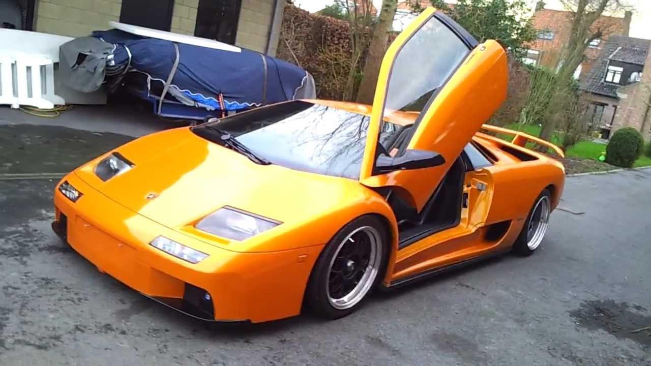 V Design Belgium The Perfect Replica Of A Lamborghini