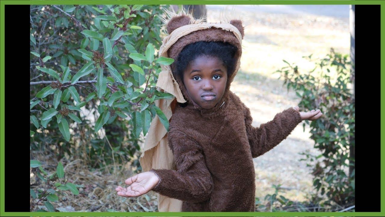 i m a little ewok star wars episode ix ohana girls guide to