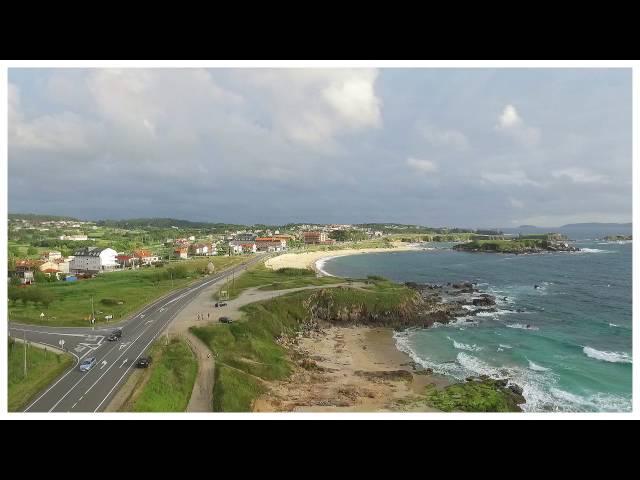 La Anpa del CEIP Telleiro promociona su colegio con imágenes de drones
