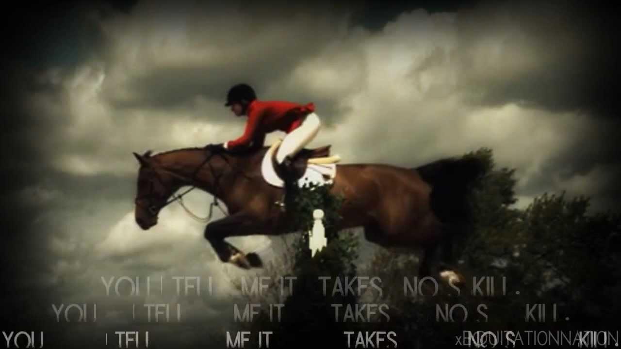 i am an equestrian<3 - YouTube