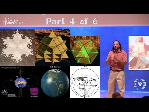 Nassim Haramein Cognos 2010 - PART 4 OF 6 - Structure of vacuum, Crop Circles (EN,NL subs)