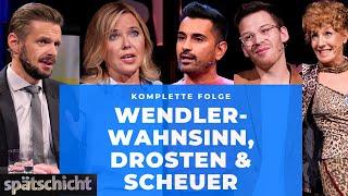 Spätschicht vom 20.10.2020 mit Florian, Martin, Simone, Sissi, Jens und Michael