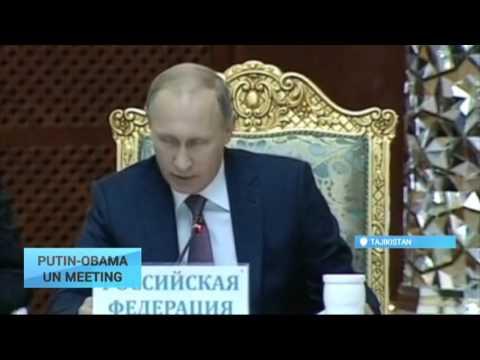 Putin-Obama UN talks: Syria and Ukraine are high on agenda