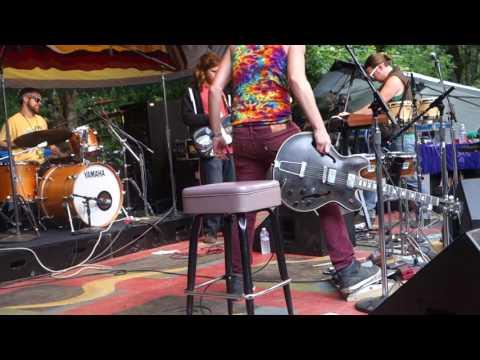 Dear Prudence  - Scott Pemberton band at the 2016 Oregon Country Fair