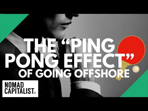 "The ""Ping Pong Effect"" of Going Offshore"