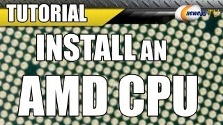Newegg Tutorial_ How To Install an AMD CPU