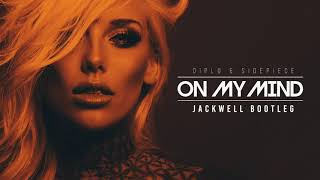 Gambar cover Diplo & SIDEPIECE - On My Mind (Jackwell Bootleg)