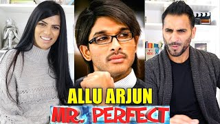 Aarya-2 - Mr. PERFECT Video REACTION!! | Allu Arjun | Devi Sri Prasad