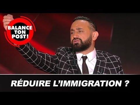 Faut-il réduire l'immigration en France ? Débat très chaud dans Balance Ton Post