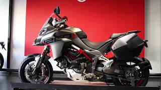 Ducati Multistrada 1260GT unboxing @fanmotorcycles