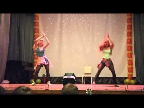 Energetic dance НИУ
