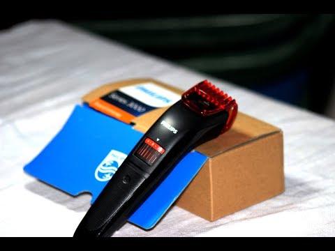 Unboxing Philips QT4011/15 Beard Trimmer