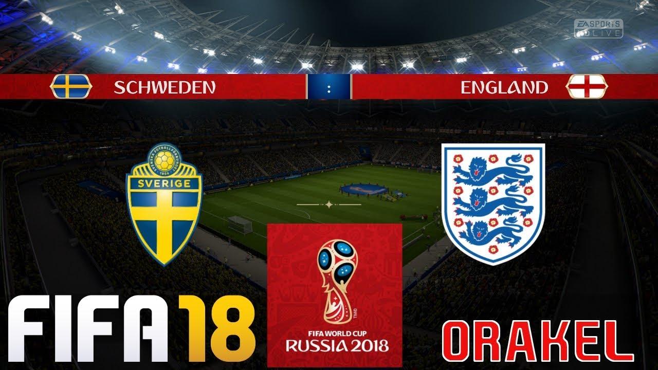 Schweden Vs England