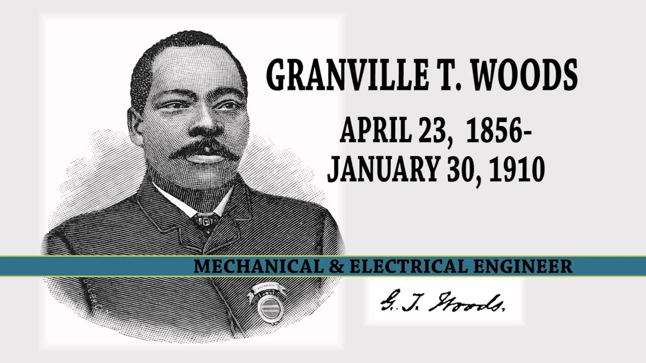 a biography of granville t woods an assiduous african american inventor (more information on african americans) granville tailer woods (april 23, 1856 - january 30, 1910) was an african-american inventor who held more than 50 p.