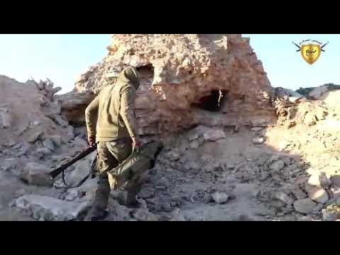 قواتنا تدك آخر معاقل تنظيم داعش الإرهابي في معركة دحر الإرهاب في الباغوز مشاهد اللحظة 3/3/2019