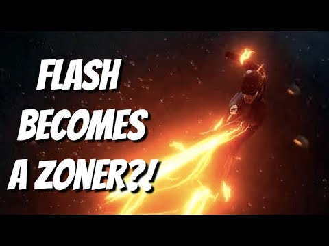FLASH IS A ZONER?!? Using GEAR Abilities Online!