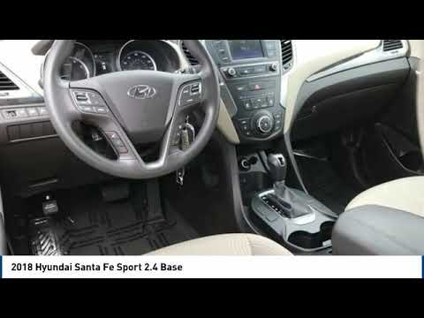 2018 Hyundai Santa Fe Sport 2018 Hyundai Santa Fe Sport 2.4 Base FOR SALE in Corona, CA HP8541R