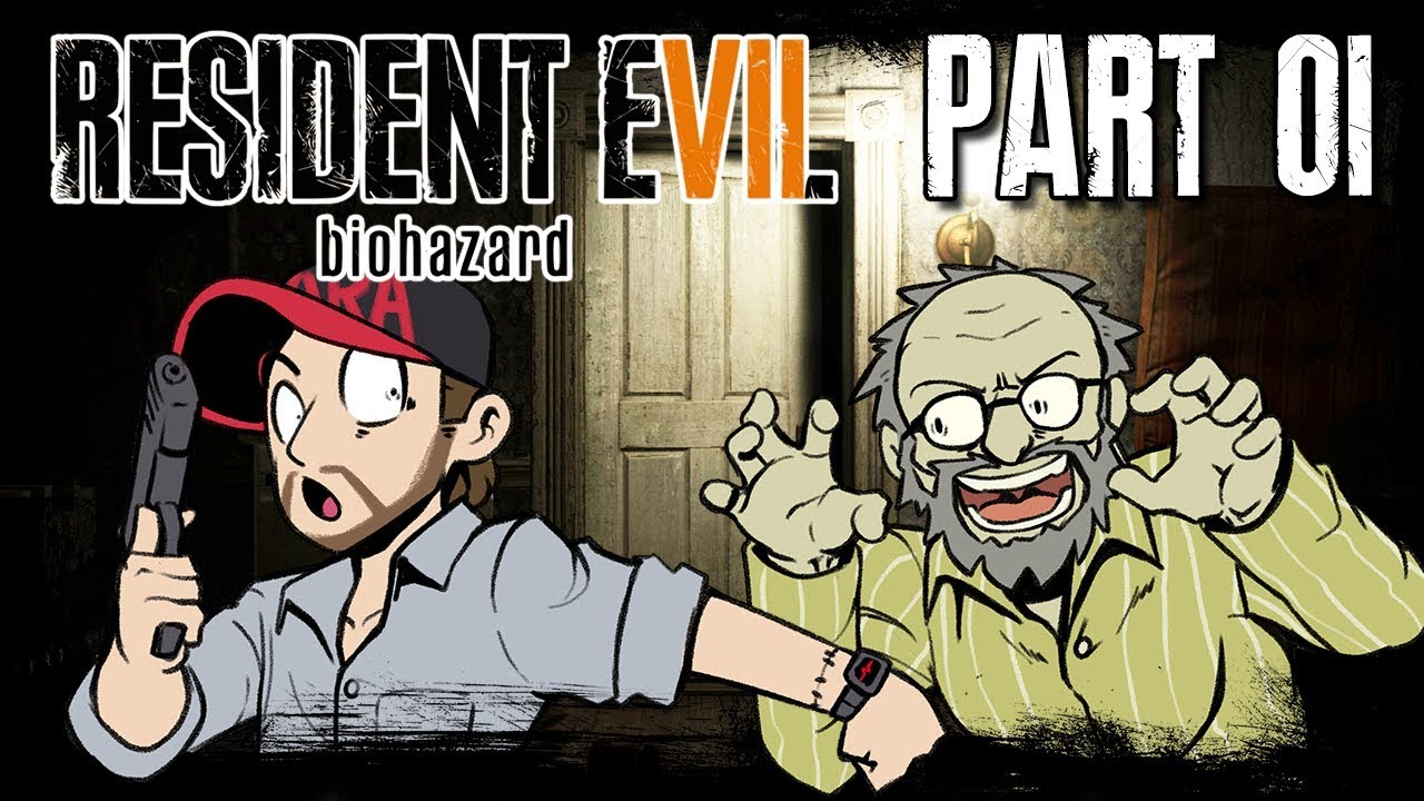 Don't Tell Aunt Rhody | TFS Plays Resident Evil 7 Part 1 - TFS Gaming