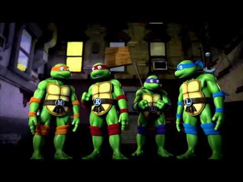 "Teenage Mutant Ninja Turtles - Episode 410 - ""Trans-Dimensional Turtles"" Clips"