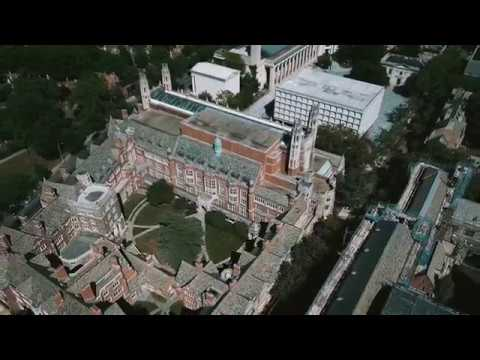 Yale University and New Haven, CT - DJI Mavic Pro (4K)