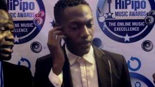 Lary Chary ~ at HiPipo Music Awards, 2013