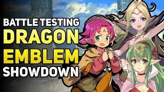 The New Era of Dragon Units (Short Discussion)   Battle Testing Fire Emblem Heroes