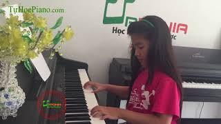 LỚp học piano trẻ em Thủ Đức - Ánh Trăng Hòa Bình 1- Upponia.com - Tuhocpiano.com