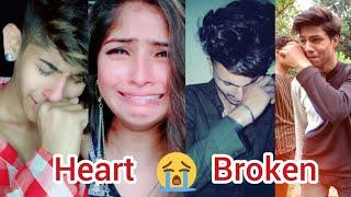 "Heart Touching ""Breakup"" Sad Tiktok videos 💔😭 Most Emotional Musically Videos"