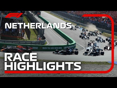 Race Hoogtepunten | 2021 Dutch Grand Prix