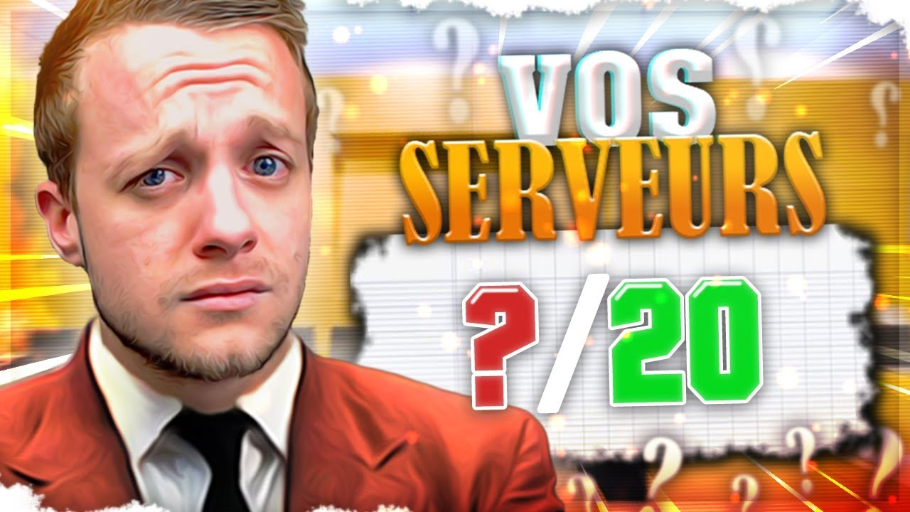 On Note Des Serveurs 3 Garry S Mod Dark Rp Youtube