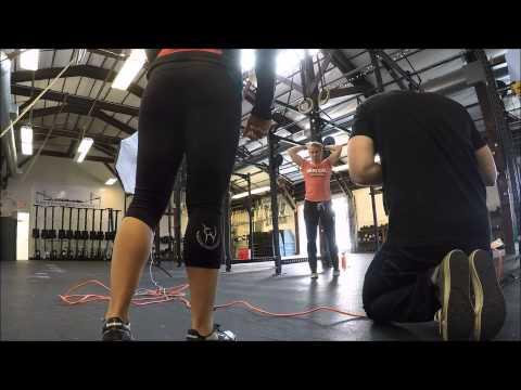 APA 13: Day 1 - Behind the scenes at San Francisco Crossfit
