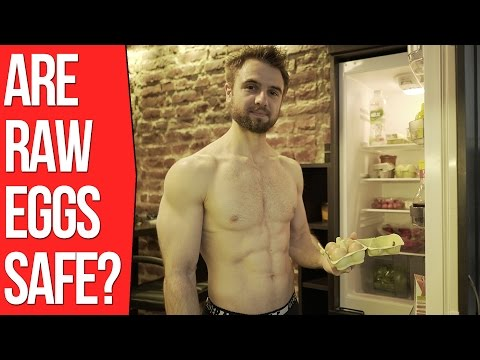 Are Raw Eggs Good For Gaining Muscle? (Dangers and Side-Effects)