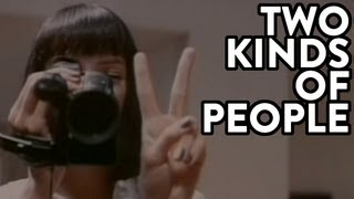 GREAT MOVIE CLICHES: There are Two Kinds of People
