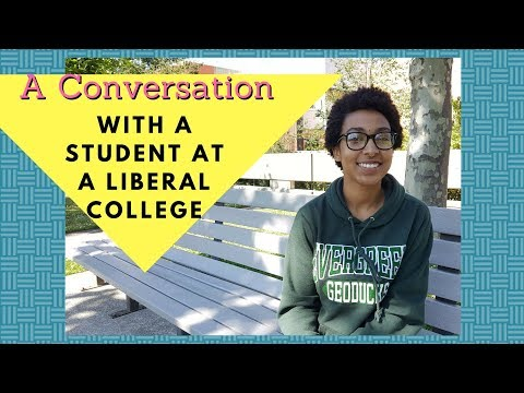 A Conversation With a Student at a Liberal College