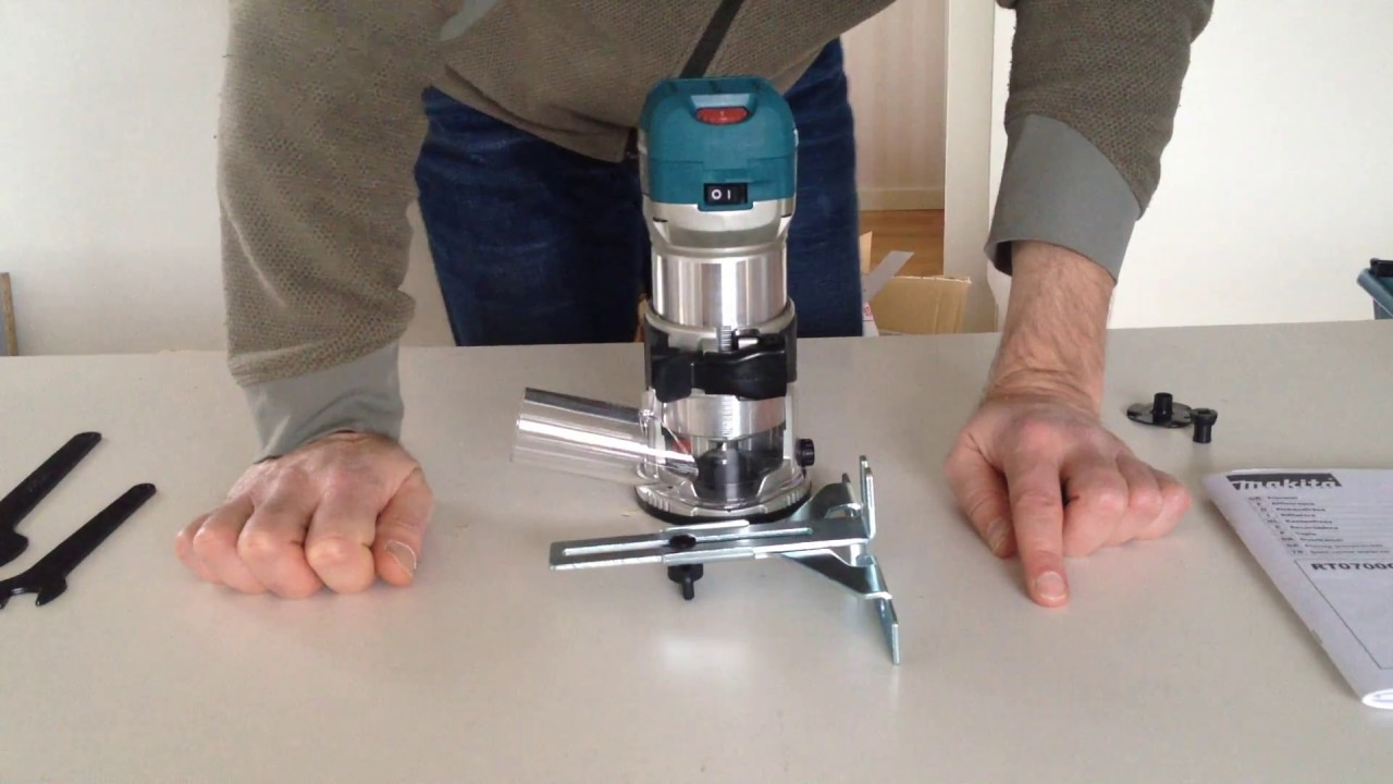 Episode 23 14 Nov 2017 Makita Rt0700c Router Guide Quirks