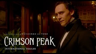 Crimson Peak - Official International Trailer (Universal Pictures) HD