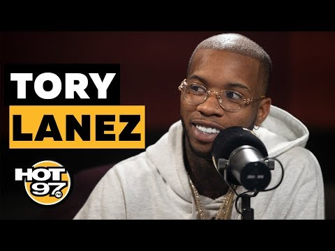 Tory Lanez Addresses Joseline Hernandez Rumors, His Hairline + Makes A BIG Announcement!